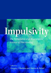 "SIAECM Scaffale:  Gregory. J. Madden  Warren. K. Bickel . ""Impulsivity"""